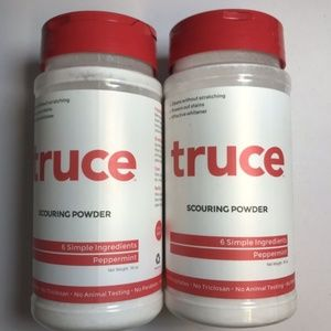 Other - 2 new, sealed Truce scouring powder